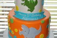 Owen's 5th birthday / by Stephanie Pels