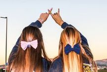 Alpha Xi Delta <3 / by Mary McGinnis
