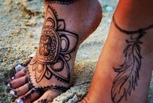 A HENNA IDEA / My little business of my own / by Traci