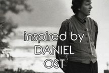 | daniel ost | / inspired by DANILE OST
