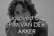 | pim van der akker | / inspired by PIM VAN DER AKKER