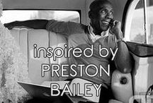 | preston bailey | / inspired by PRESTON BAILEY