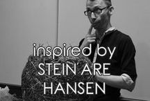 | stein are hansen | / inspired by STEIN ARE HANSEN