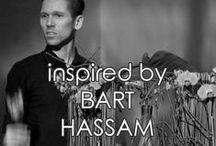 | bart hassam | / inspired by BART HASSAM