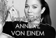 | annette von einem | / inspired by ANNETTE VON EINEM