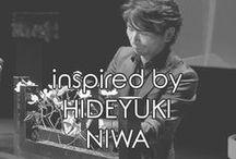 | hideyuki niwa | / inspired by Hideyuki Niwa