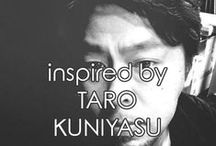 | taro kuniyasu | / Inspired by Taro Kuniyau