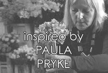 | paula pryke | / Inspred by Paula Pryke