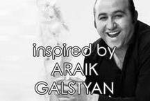 | araik galstyan | / Inspired by Araik Galstyan