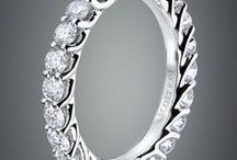 Ladies Wedding Bands / Wedding Rings for Ladies