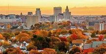 Autumn in Providence / Providence dazzles every season; here is a sample of the treasures it holds in autumn!