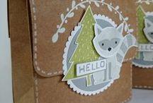 Stampin Up Baby / Karten und Geschenke zur Geburt mit Produkten von Stampin Up
