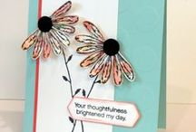 Stampin Up Daisy