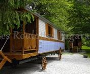 Roulotte Camping am See - Obertraun Autriche
