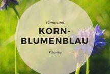 Kornblumenblau [Kulturblog] / Hier sind die Beiträge aus meinem Blog Kornblumenblau. Über #Bücher, #Theater, #Reisen, #Kultur und mehr.