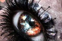Beautiful eye / #㍿人間設計 綺麗な目