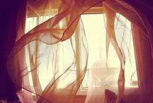 Window / 窓 Silence Wind blow #㍿人間設計 風 静寂 動