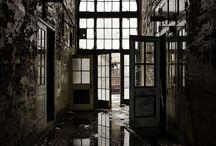 Decaying beauty  朽ち美 / Abandoned plcaes , Runin 廃屋 廃墟 #人間設計