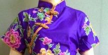 Women's fashion / Batik Amoy