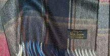 Hochwertige Plaids und Wohndecken / Wolldecken, Plaids, Kissen rund ums Wohnen. Cashmere, Wolle, Seide. Eagle Products, Glen Saxon.