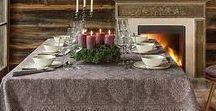 Küche, Tisch, Wohnen / Hochwertige Küchentücher, schöne Tischwäsche, Läufer, Set's Kissen und Wohnaccessoires.