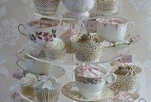 Tea and cake ☕️