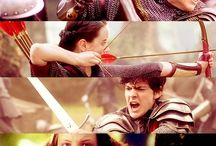 Narnia Kings and Queens