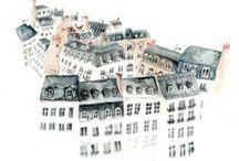 .illustration / by Josephine Kvarnhjelm