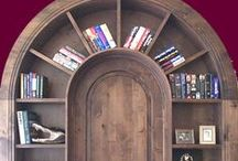 Bookcase Beauties / by ConfettiStyle Interiors