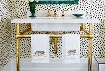 Bathrooms / by ConfettiStyle Interiors