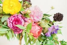 Flowers / by ConfettiStyle Interiors