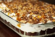 Snack/Dessert Recipes / by Amy Pickering