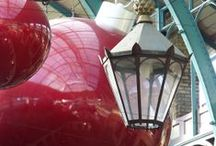 Street Lamps Collection / I think Pinterest is the perfect place to share a photo collection I've been gathering for the past few years. Street Lights and Lamps - Love them, especially those decorative old style lamps - they offer me this calm feeling of duration and guidance. Enjoy!
