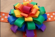Bow-dacious!! Flowers too!! / Bows (and a few flowers thrown in) to make and enjoy!