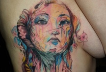 inked / tattoo inspiration / by Little Ink Print