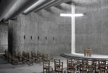 sacred architecture / by Heydorn Heydorn