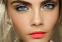 Makeup / by Stephanie Denaro