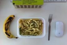 Italian Lunch Box / http://lunchjob.tumblr.com/
