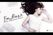 """[MUSICS] BAEK AH YEON 백아연 ✾ 1ST DEBUT ALBUM, [I'M BAEK] ✾ SLOW SONG.  / Baek Ah Yeon 백아연 is a South Korean soloist singer who debuted in JYP Entertainment. She is known as the 3rd finalist of South Korea's talent show, K-Pop Star. She was also one of the top 3 alongside with Park Ji Min and Lee Ha Yi. Baek Ah Yeon have her debut with her debut album """"I'm Baek"""" on September 10th, 2012. 2PM's member Junsu produced a song for her called """"Always"""" and he's featured in the song which is a part of her debut album. / by iHeart ♥ KPOP"""