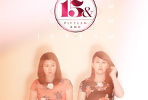 [MUSICS] 15& 'FIFTEEN AND' 피프틴앤드 ✾ 1ST DEBUT ALBUM, [I DREAM] ✾ I DREAM. / 15-year-old girls are coming to surprise the world! Park Jimin, the winner from K POP STAR, will be having her debut with a same aged JYP novice as a group named '15&'. This veiled 'brilliant girl' was picked by JYP Entertainment through a TV Program. She is talented and skilled with her novice practices for more than 5 years. Date of Debut: October 5th, 2012 / by iHeart ♥ KPOP