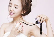 [MAGAZINE] Baek AYeon 백아연 – NailHolic Magazine, Fairy Whispers, December 2012. / by iHeart ♥ KPOP