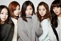 [MAGAZINE] WONDER GIRLS' – THE BIG ISSUE, 50TH EDITION, December 2012. / Wonder Girls' Sweet Winter Story♥ / by iHeart ♥ KPOP