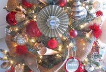 My Christmas Decor / Custom Christmas decor designed by ConfettiStyle Interiors