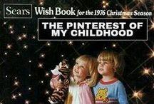 Pinning my childhood since 1975