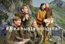 HUNTER ORIGINAL CAMPAIGNS / Hunter unveils the latest campaigns from Hunter Original.  www.hunterboots.com / by Hunter Boots