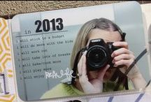 2015 is the year I start Project Life / by Sharon Steponick