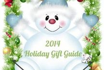 Holiday Gift Guide 2014 / Holiday Gift & Giveaways for the entire Family / by Deborah McConnell