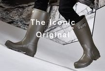 SHOP HUNTER / Sharing the newest arrivals from Hunter Original and Hunter Field  / by Hunter Boots