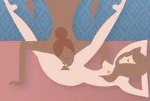 Erotic Illustrations