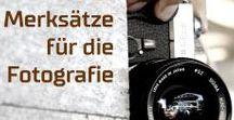 Fotografieren / Taking Photos